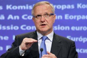 Eπίτροπο στην Ελλάδα στέλνει και ο Όλι Ρεν