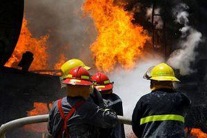 Πυρκαγιά στον αγωγό Κιρκούκ-Τσεϊχάν στην Τουρκία