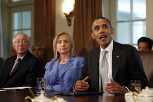 Συστράτευση Δημοκρατικών και Ρεπουμπλικάνων ζήτησε ο Λευκός Οίκος