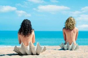 Οι παραλίες γυμνιστών δεν φορούν πλέον... φύλλο συκής