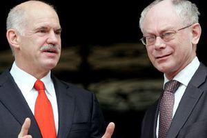 «Στόχος η διασφάλιση της παραμονής στο ευρώ»