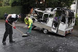Τοπικά συμβούλια του Λονδίνου επλήγησαν από τις ταραχές