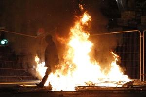 «Γλύτωσε» ολυμπιακή τοποθεσία η βρετανική αστυνομία