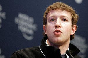Οι χριστουγεννιάτικες... περιπέτειες του Marc Zuckerberg