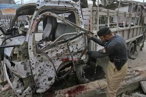 Πέντε νεκροί από έκρηξη στο Πακιστάν