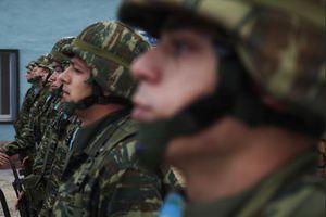 Τα «Ι» του στρατού