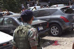 Τουλάχιστον δύο νεκροί από έκρηξη στη Βηρυτό