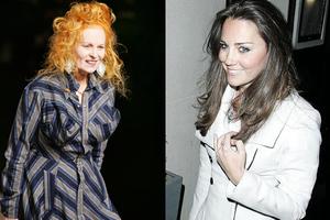 Η Vivienne Westwood εναντίον της Catherine Middleton
