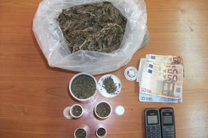 Συνελήφθη ζευγάρι αλλοδαπών για διακίνηση ναρκωτικών