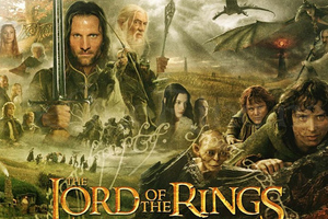 LORD OF THE RINGS ΑΡΧΟΝΤΑΣ ΤΩΝ ΔΑΧΤΥΛΙΔΙΩΝ