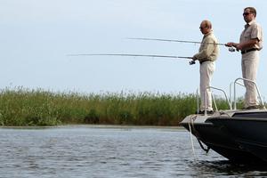 Χαλαρώνοντας με ψάρεμα!
