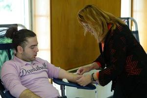 Εθελοντική αιμοδοσία στα Βραχνέικα Αχαΐας