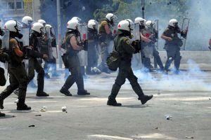 Κονβόι αστυνομικών δυνάμεων θα φύγει από την Αθήνα για τη Θεσσαλονίκη