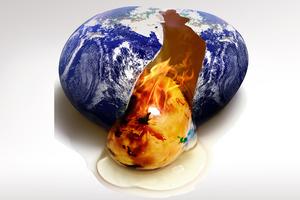 Η κλιματική αλλαγή φέρνει τα πολύ ζεστά καλοκαίρια