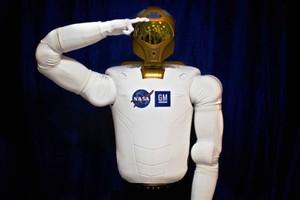 Το πρώτο ανθρωποειδές στο διάστημα