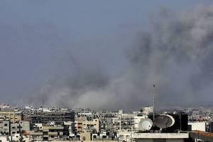 Πέντε Παλαιστίνιοι σκοτώθηκαν από ισραηλινές επιδρομές