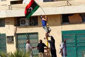 Εκεχειρία ζητούν οπαδοί του Καντάφι