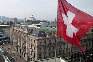 Ρεκόρ αναφορών δέχθηκε η ελβετική αρχή για το ξέπλυμα μαύρου χρήματος