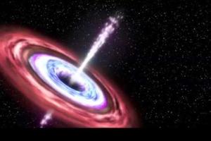 Πώς μοιάζει μια μαύρη τρύπα όταν «καταπίνει» ένα αστέρι;