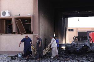 Γεμάτα τα νεκροτομεία της Λιβύης