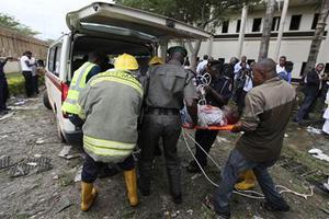 Τουλάχιστον 19 νεκροί από το μακελειό στην εκκλησία
