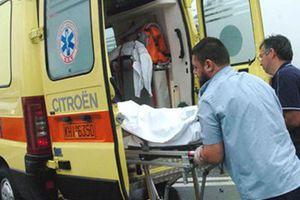 Θανάσιμος τραυματισμός 62χρονου στα Χανιά
