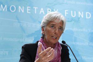 «Εάν ενισχυθεί ο μηχανισμός στήριξης θα ενισχυθεί και το ΔΝΤ»
