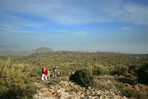 Ορειβασία στην Κνημίδα
