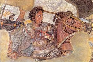 Μια θέση στην Αθήνα για τον Μέγα Αλέξανδρο