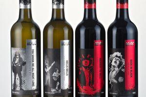 Απολαύστε σκληρό ροκ με τη συνοδεία… κρασιού