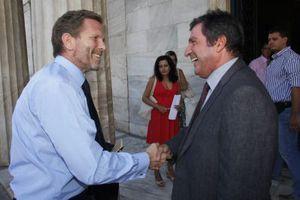 Συνεργασία του δήμου Αθηναίων με το υπ. Πολιτισμού