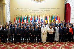 Ξεκίνησε στο Παρίσι η διεθνής διάσκεψη για τη Λιβύη