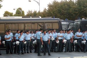 «Δρακόντεια» μέτρα ασφαλείας στη Θεσσαλονίκη ενόψει ΔΕΘ