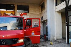 Φωτιά τη νύχτα σε διαμέρισμα στο Περιστέρι