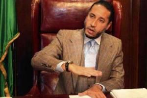 Έτοιμος να παραδοθεί ο Σαάντι Καντάφι