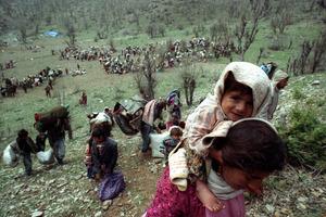 Απροστάτευτοι οι άμαχοι στο Κουρδιστάν