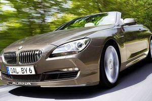BMW 6 από την Alpina