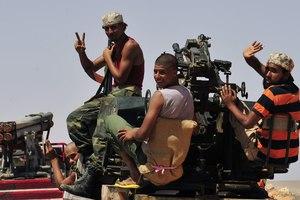 Διορία έως αύριο έδωσαν οι εξεγερμένοι στην Μπάνι Ουαλίντ