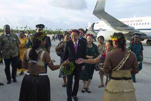 Τα νησιά του Ειρηνικού κινδυνεύουν να… «πνιγούν»