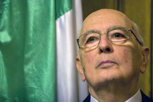 Έκκληση Ναπολιτάνο για αντιμετώπιση των προβλημάτων της Ιταλίας