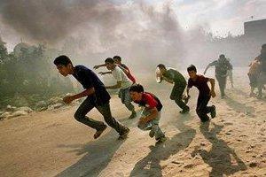 Συγκρούσεις Παλαιστίνιων με Ισραηλινούς στρατιώτες