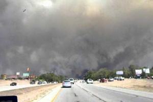 Στάχτη έγιναν περισσότερα από 1.000 σπίτια στο Τέξας