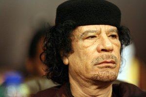 Καθοδόν προς τη Μπουρκίνα Φάσο ο Καντάφι