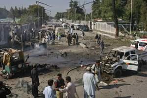Εννιά νεκροί από ενέδρα στο Πακιστάν