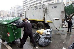 Σε επιφυλακή το τμήμα καθαριότητας της Θεσσαλονίκης