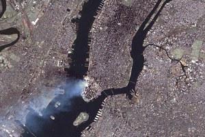 Πώς φάνηκε το χτύπημα της 11ης Σεπτεμβρίου από το διάστημα