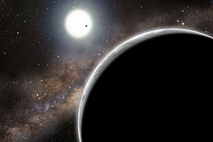 Ανακαλύφθηκε «αόρατος» πλανήτης