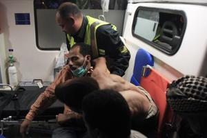 Αιγύπτιοι κομάντος διέσωσαν 6 Ισραηλινούς