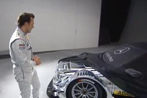 Η νέα Mercedes C-Class AMG DTM