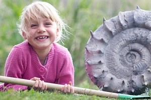 Ένας «Ιντιάνα Τζόουνς» ηλικίας πέντε ετών!